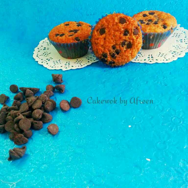How to make Chocolate chip muffins
