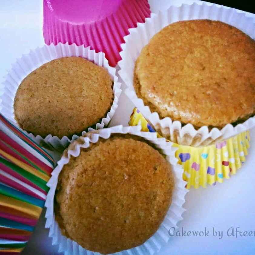 How to make Desi Cupcakes