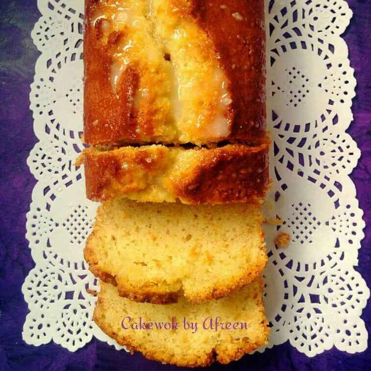 How to make Lemon Poppy Seed Loaf