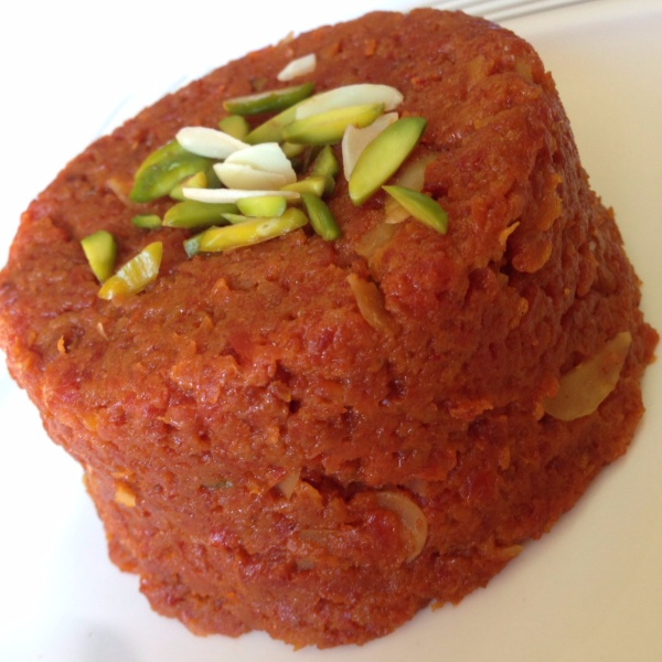 Photo of Gajar Halwa ( low fat) by Afroz Shaikh at BetterButter