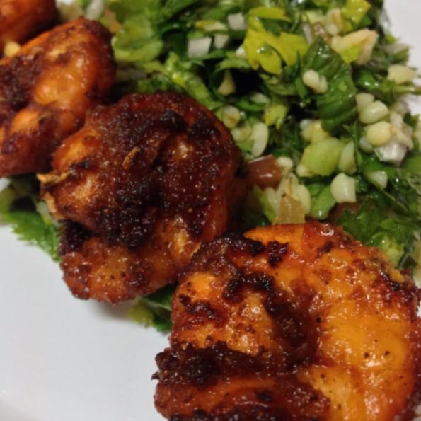 How to make Spicy Prawns