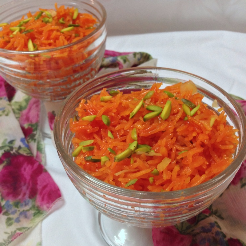 How to make Zarda