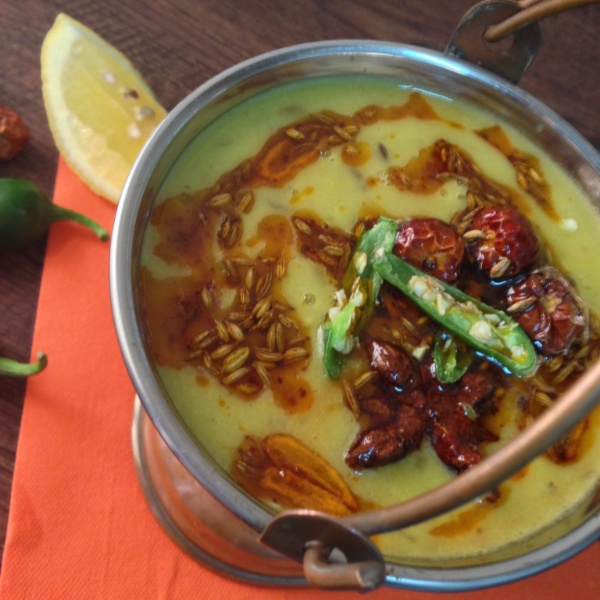 How to make Sultani Dal