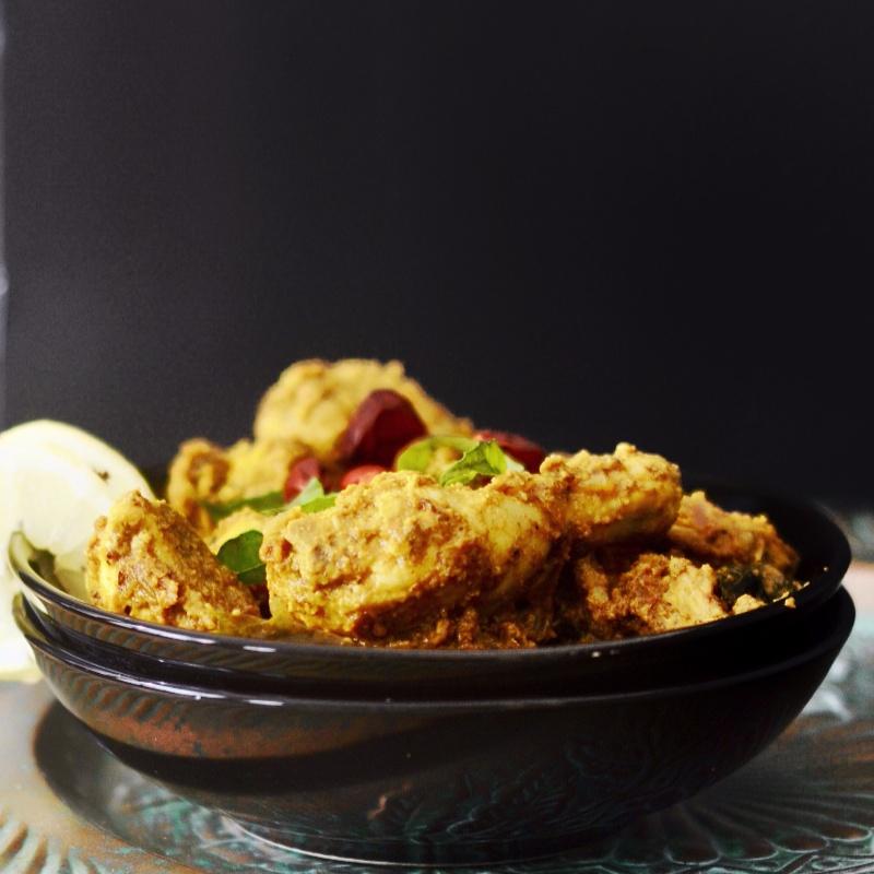 Photo of Clarified Butter Chicken Roast/Chicken Ghee Roast by Aish Das-Padihari at BetterButter