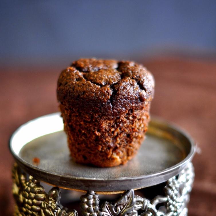 How to make Chocolate-Banana Muffins (Gluten-Free, Grain-Free, Dairy-Free)