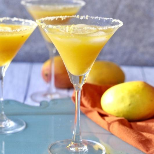 How to make Mango Margarita