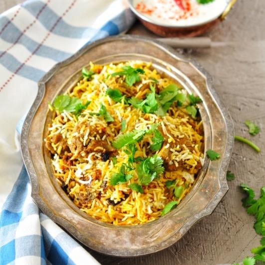How to make Shahi Mutton Dum Biryani