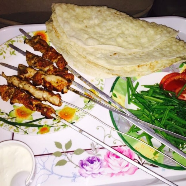 Photo of Chicken Banjara Seekh by Aisha Muhammed at BetterButter