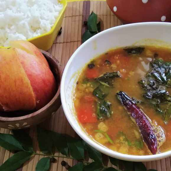 How to make Apple Rasam