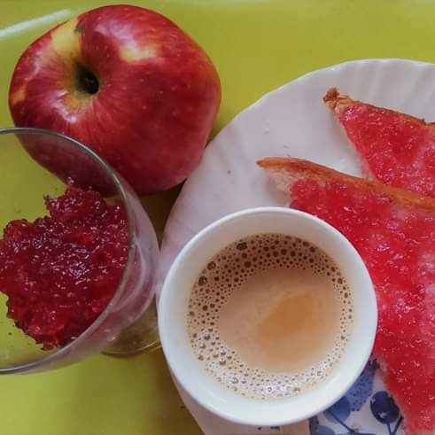 Photo of Apple Jam With Just 3 Ingredients by Aishwarya Rangan at BetterButter