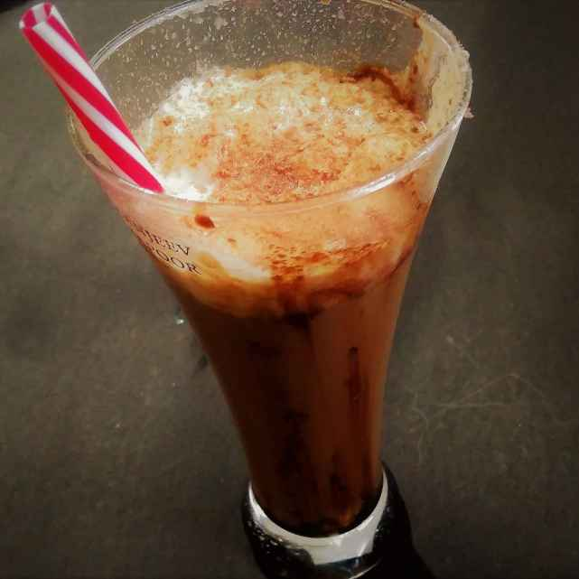 Photo of Cold Coffee In Just 2 Min by Aishwarya Rangan at BetterButter