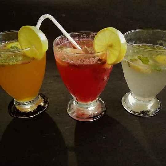 Photo of Thailand Famous 3 Mojito Mocktail by Aishwarya Rangan at BetterButter