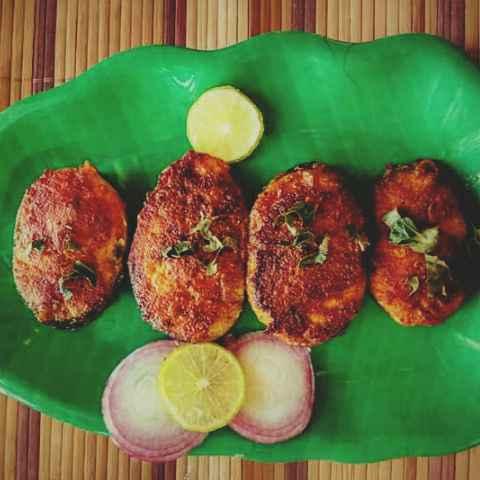 Photo of Hogenakkal Style Vanjaram Fish Fry by Aishwarya Rangan at BetterButter