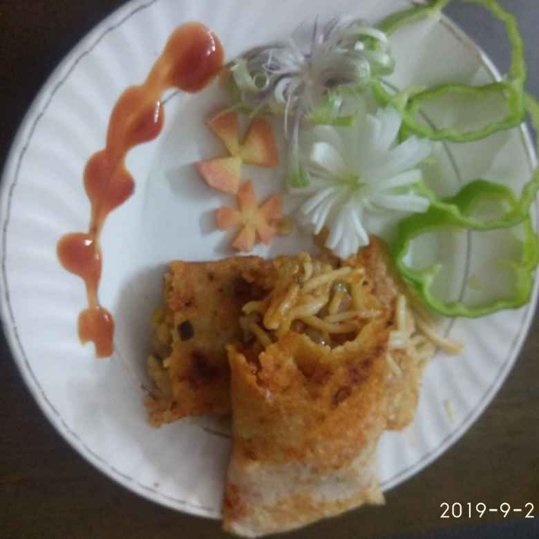 Photo of Chinese Noodles Dosa by Aishwarya Tapashetti at BetterButter