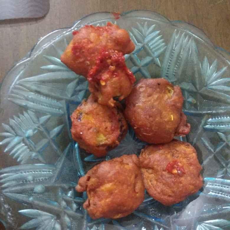 Photo of Brinjal pakoda by Aishwarya cooking kitchen at BetterButter