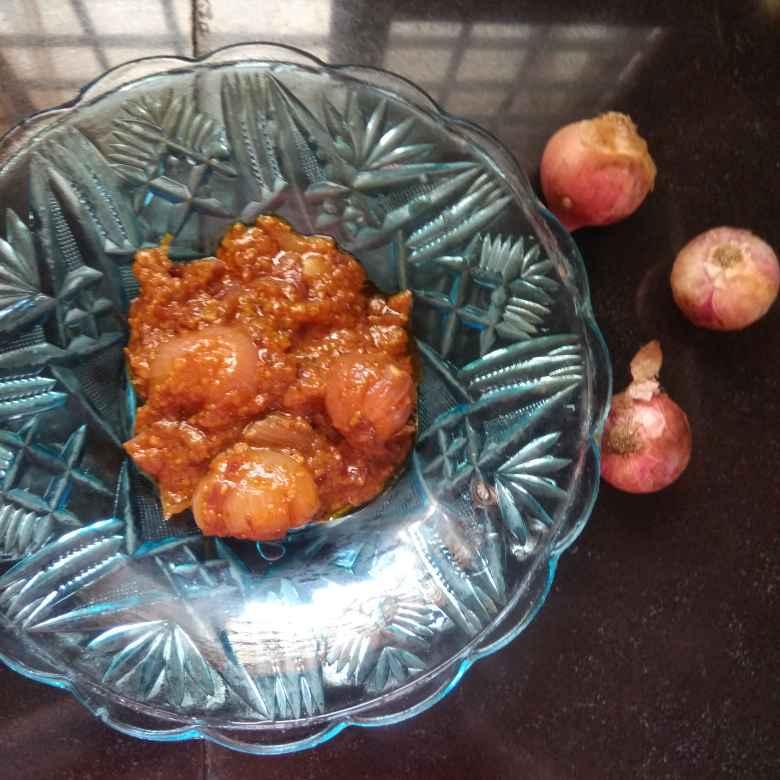 Photo of Onion Gravy by Aishwarya Tapashetti at BetterButter