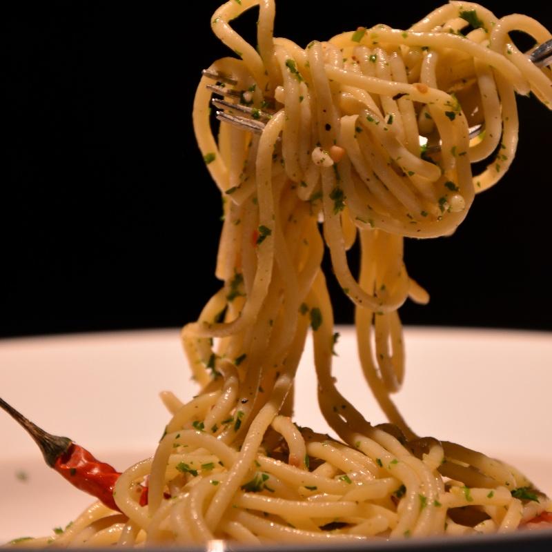 Photo of Pasta- Aglio e olio by Chef Ajay Chopra at BetterButter