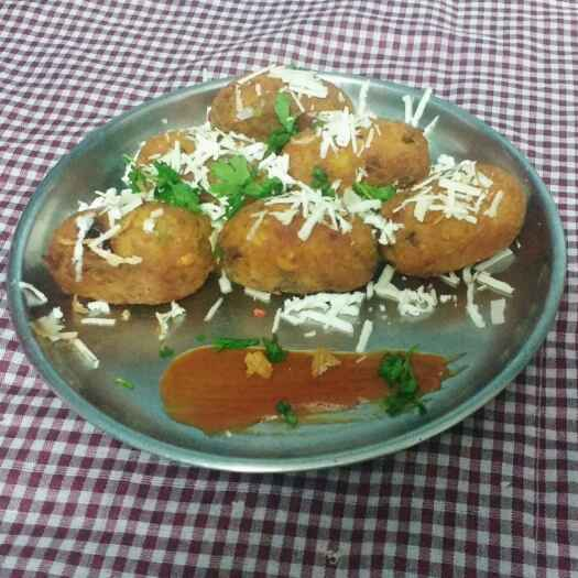Photo of Veg. Nawabi Kabab by Ajinkya Shende at BetterButter