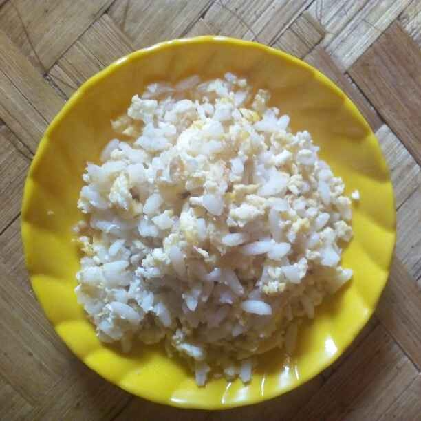 Photo of Ghee Rice With Scrambled Egg by Akhila Avinash at BetterButter