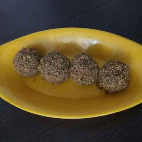 Photo of Black urad dal jaggery balls by akshara tambiraj at BetterButter