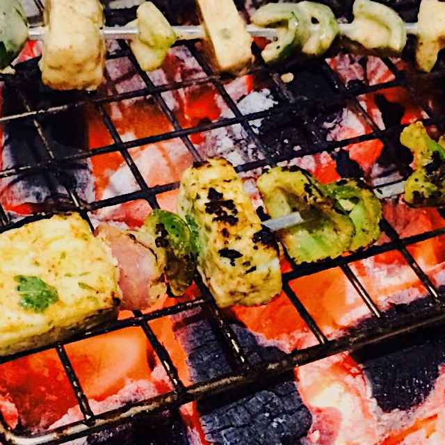 How to make Paneer Kebab