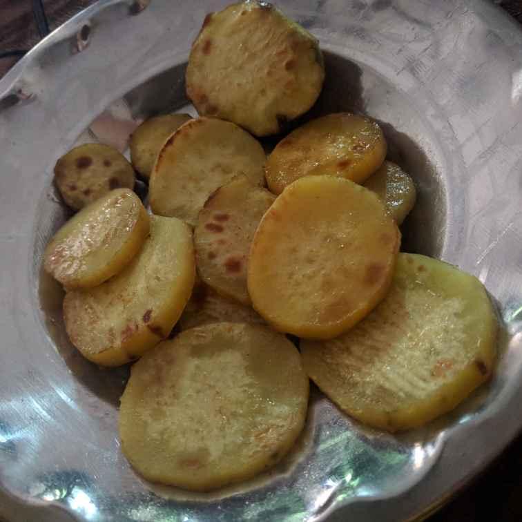 Photo of Sweet potato shallow fry by Akshtha prasad at BetterButter