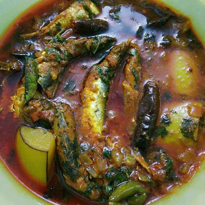 Photo of Tangy Fish Curry by Akum Raj Jamir at BetterButter