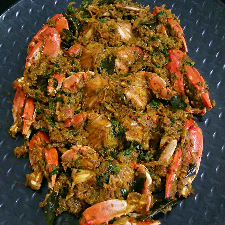 Photo of Crab Masala by Akum Raj Jamir at BetterButter
