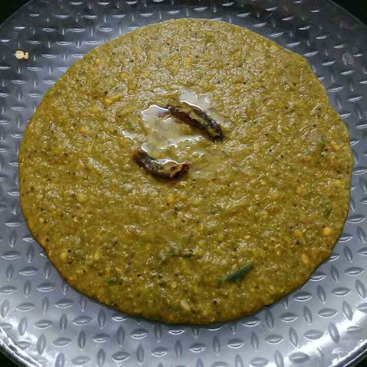 Photo of Keerai Kootu | Greens With Toor Dal by Akum Raj Jamir at BetterButter
