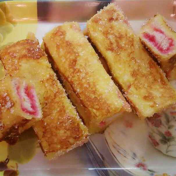 How to make French Toast Roll Ups