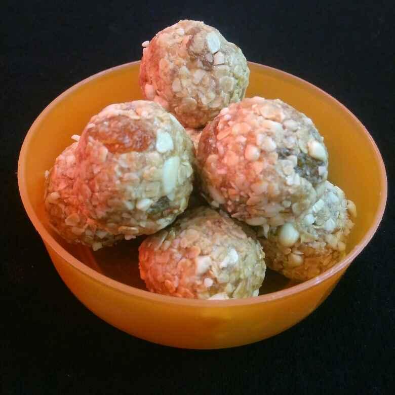 How to make Peanut Butter Oats Balls
