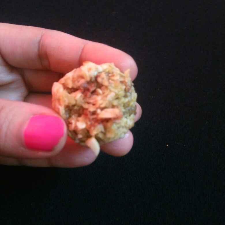 Photo of Peanut Butter Oats Balls by Akum Raj Jamir at BetterButter