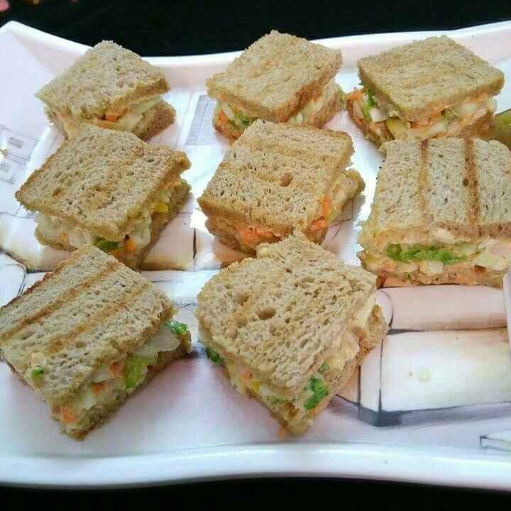 Photo of Sandwich Bites by Akum Raj Jamir at BetterButter