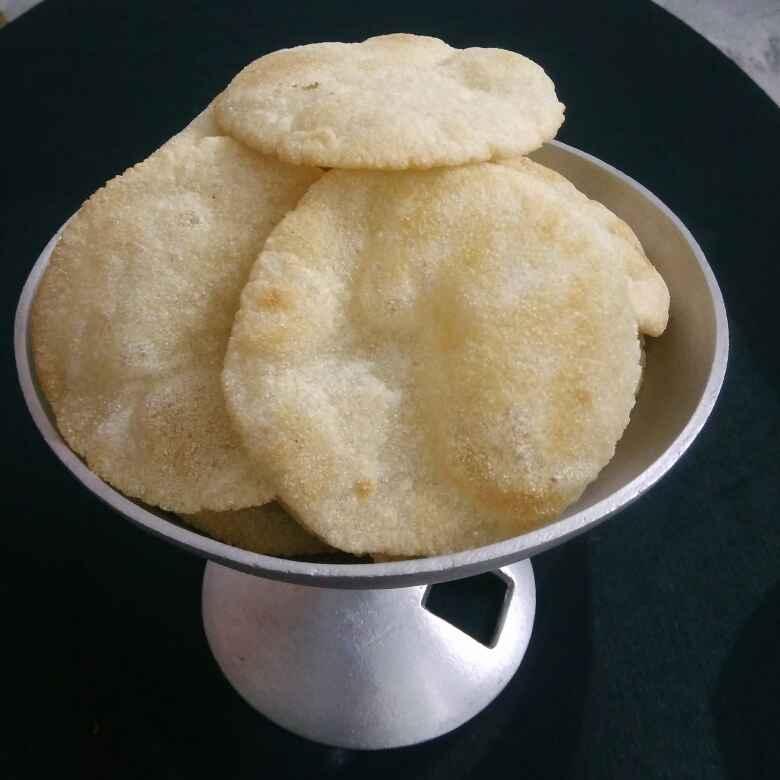 Photo of Ghum Chawal Roti (Sticky Rice Roti) by Akum Jamir at BetterButter