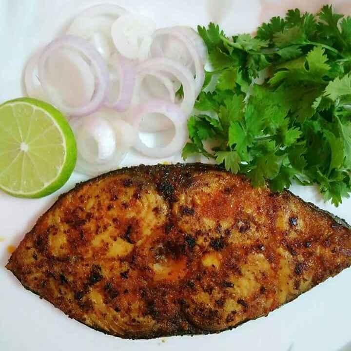 How to make Pan Seared King Fish