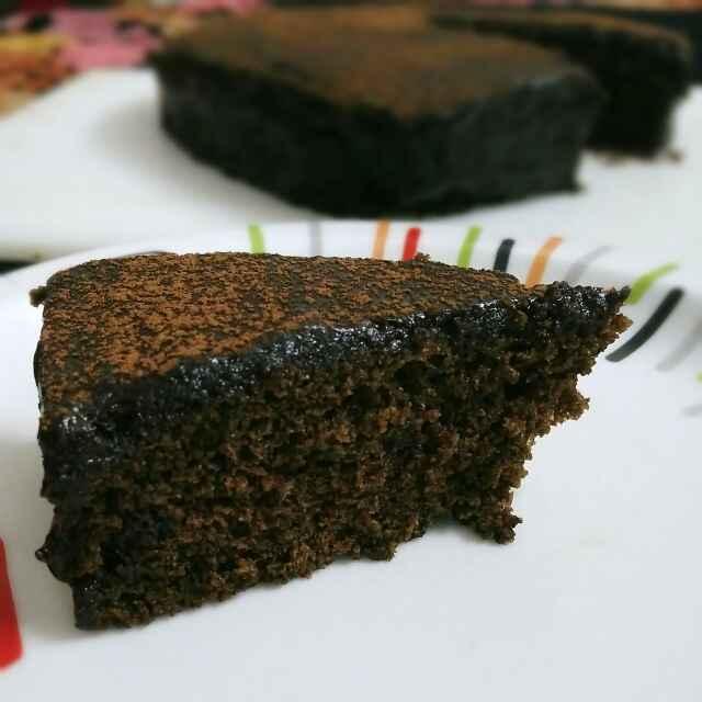 How to make Whole Wheat Chocolate Coffee Cake