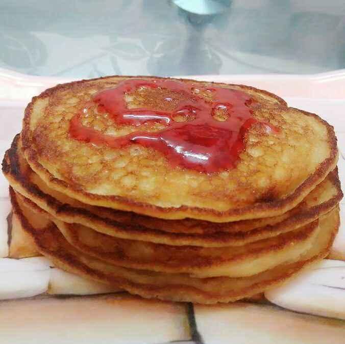 How to make Banana Oatmeal Pancake
