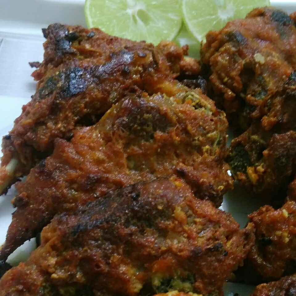 How to make Fried Mutton Chops