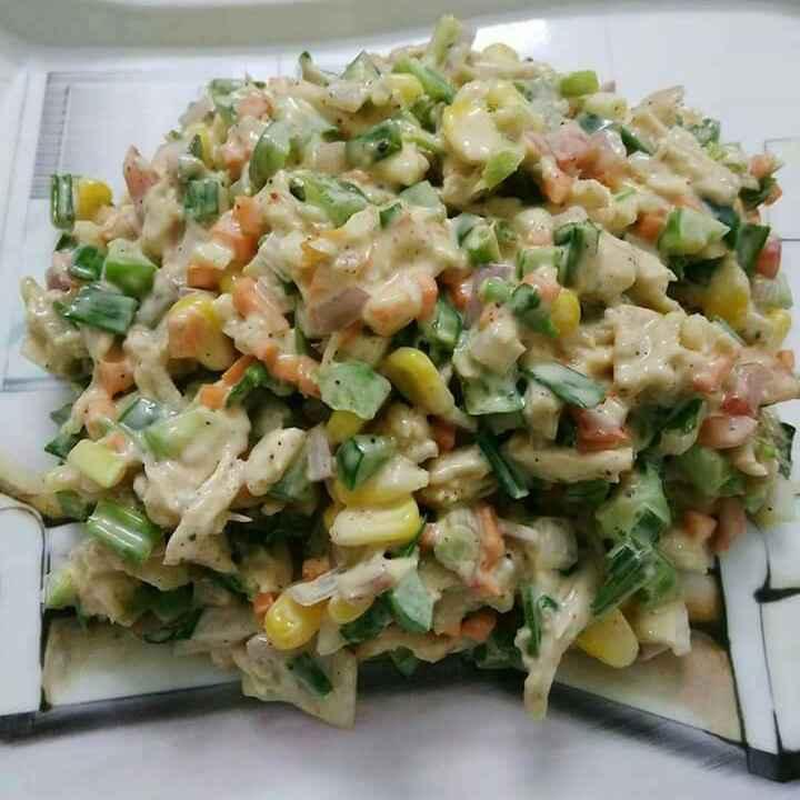 Photo of Creamy Chicken Salad by Akum Raj Jamir at BetterButter