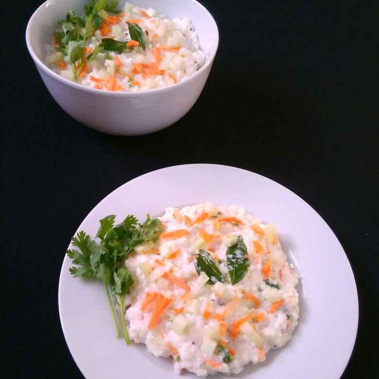 How to make Curd Rice ( Thayir Sadam)