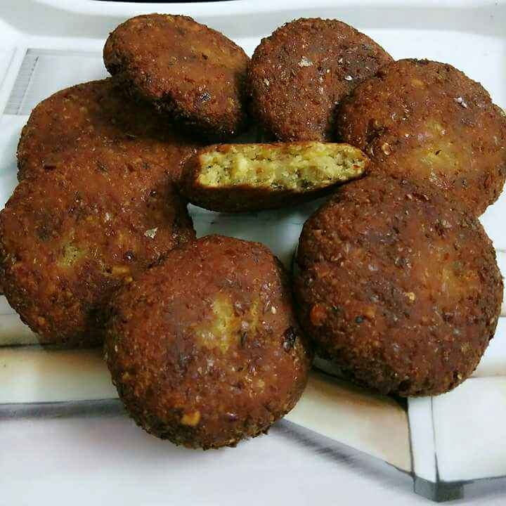Photo of Chickpea Falafel by Akum Jamir at BetterButter