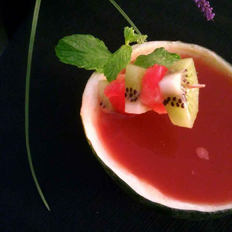 Photo of Watermelon Kiwi Cooler by Akum Jamir at BetterButter