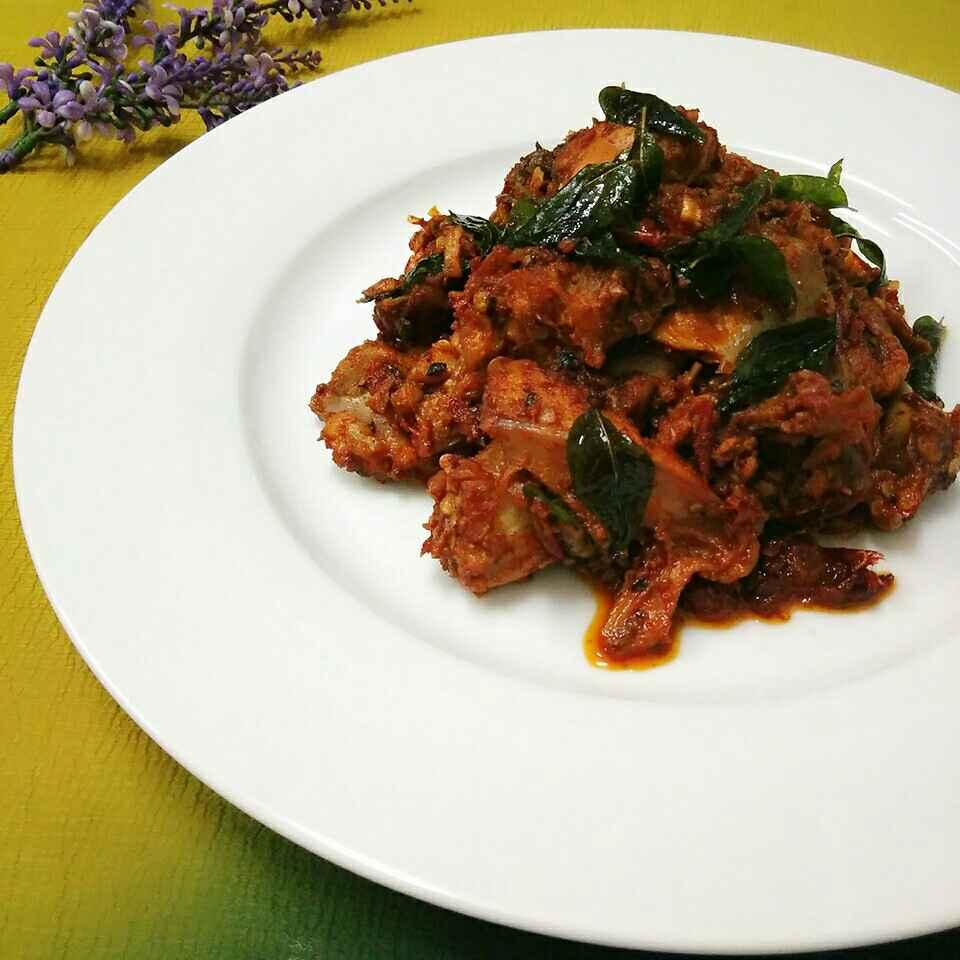 Photo of Easy Simple Chicken Fry by Akum Raj Jamir at BetterButter