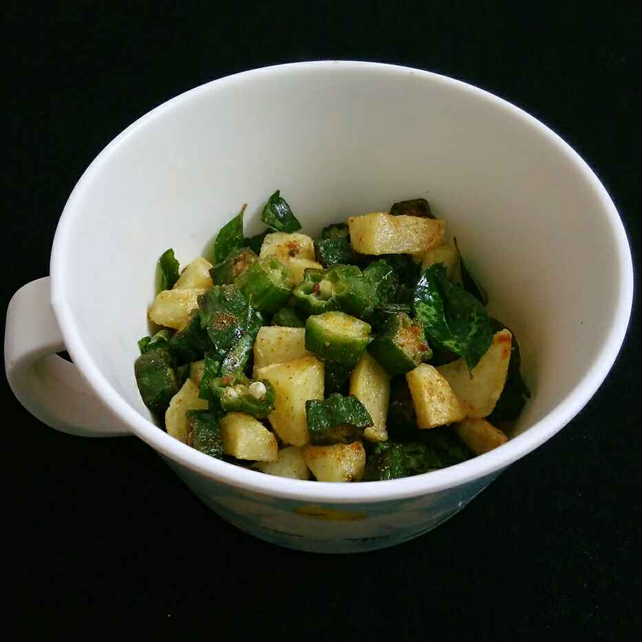 How to make Aloo Bhindi