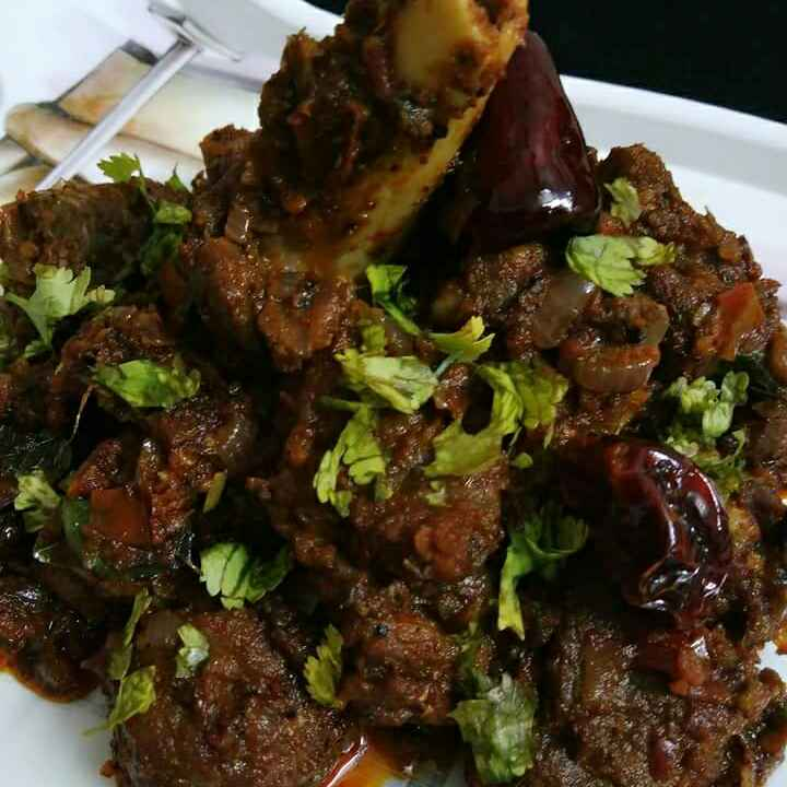 Photo of Mutton Ghee Roast by Akum Jamir at BetterButter