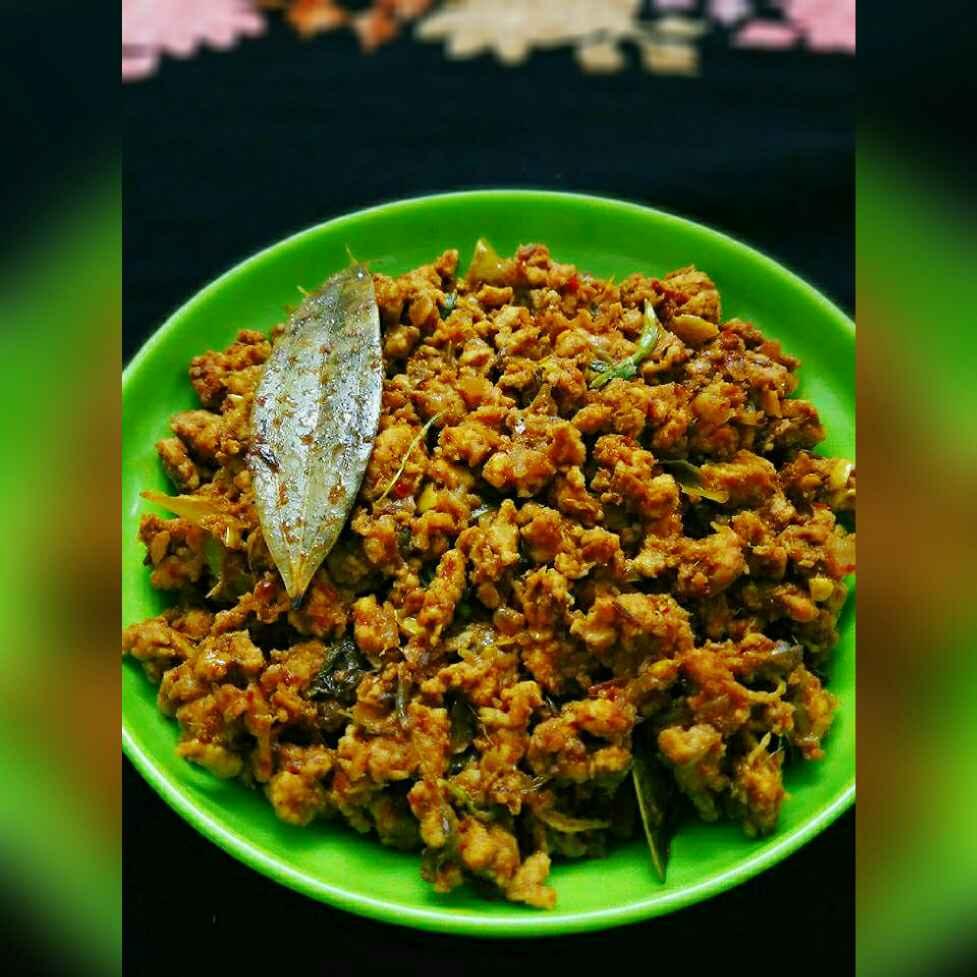 How to make Chicken Keema