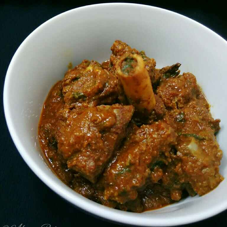 How to make Bhuna Gosht