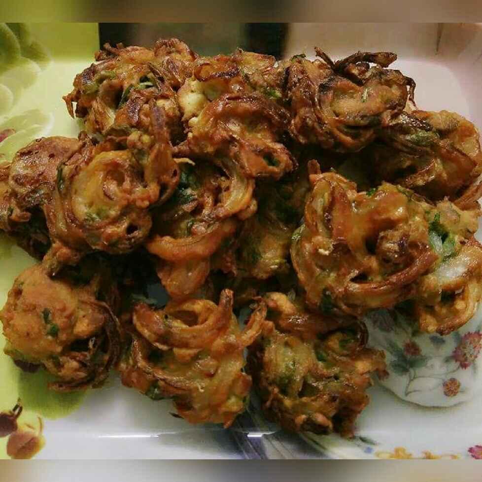 How to make Onion Pakora