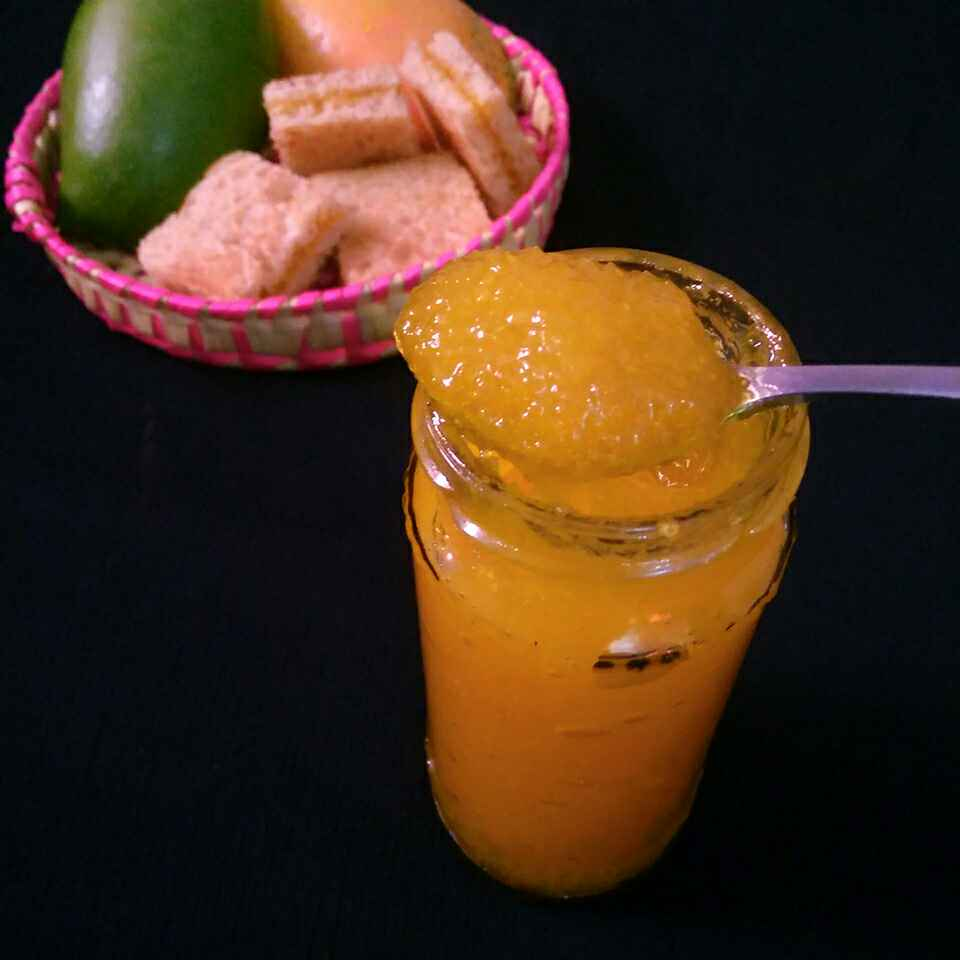 How to make Mango Jam