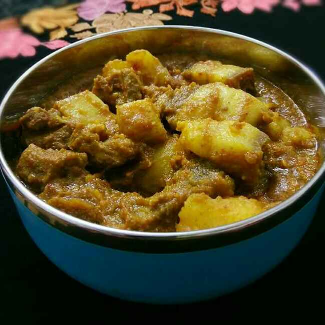 Photo of Pork Masala Curry by Akum Raj Jamir at BetterButter